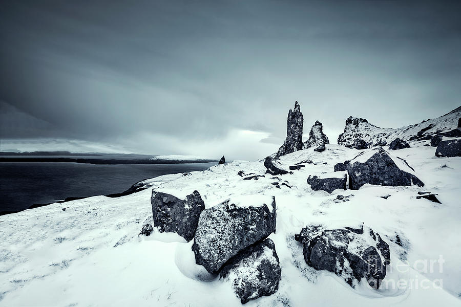 Silver Skye Photograph