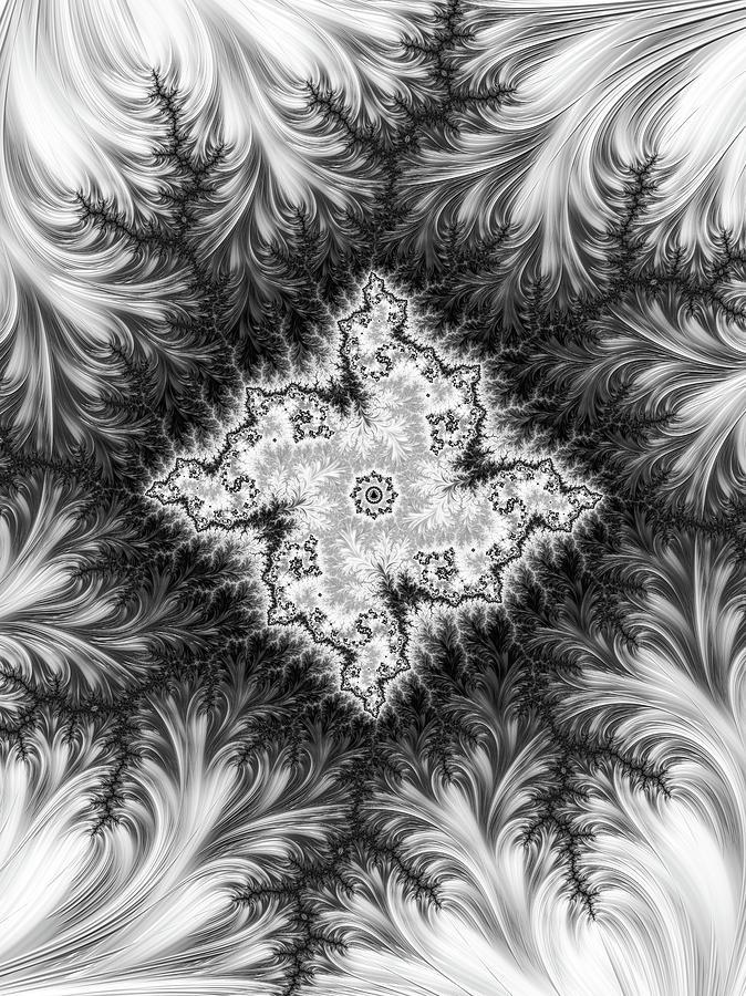 Silver Unity Digital Art