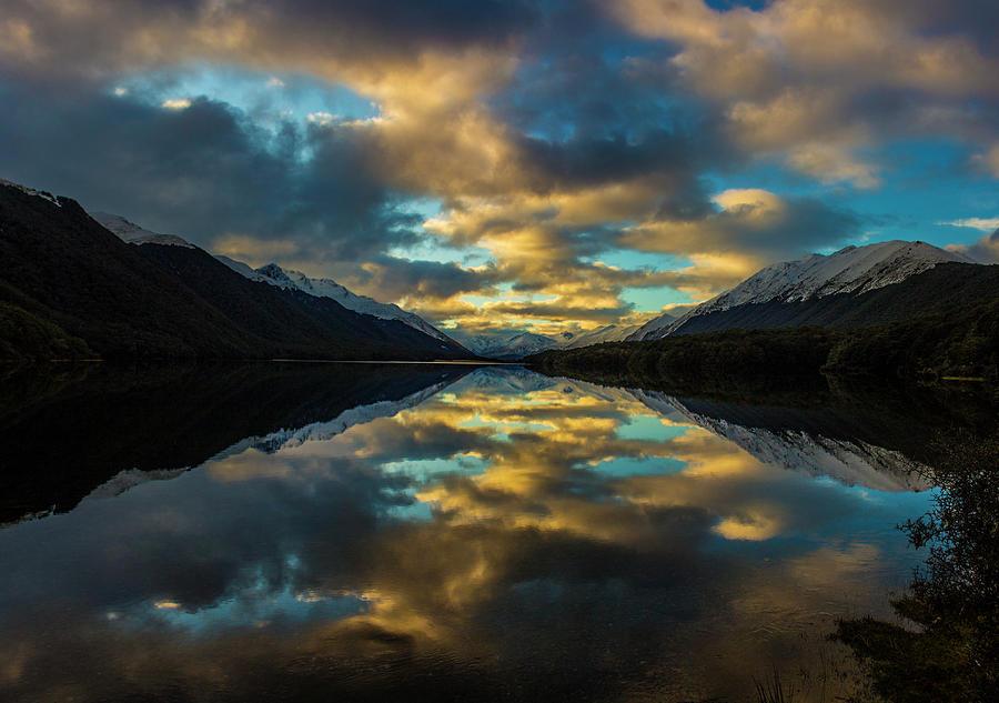 Mavora Lakes Photograph - Silverlode by Jeff Pfaller