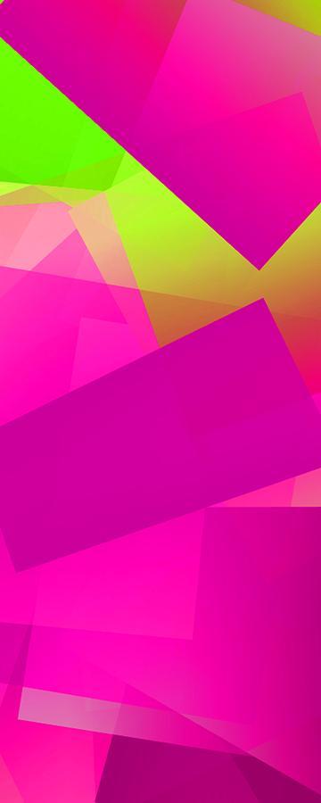 Simple Cubism 7 Digital Art