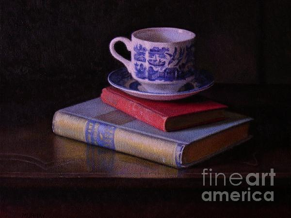Still Life Painting - Simple Pleasures by Keith Murray