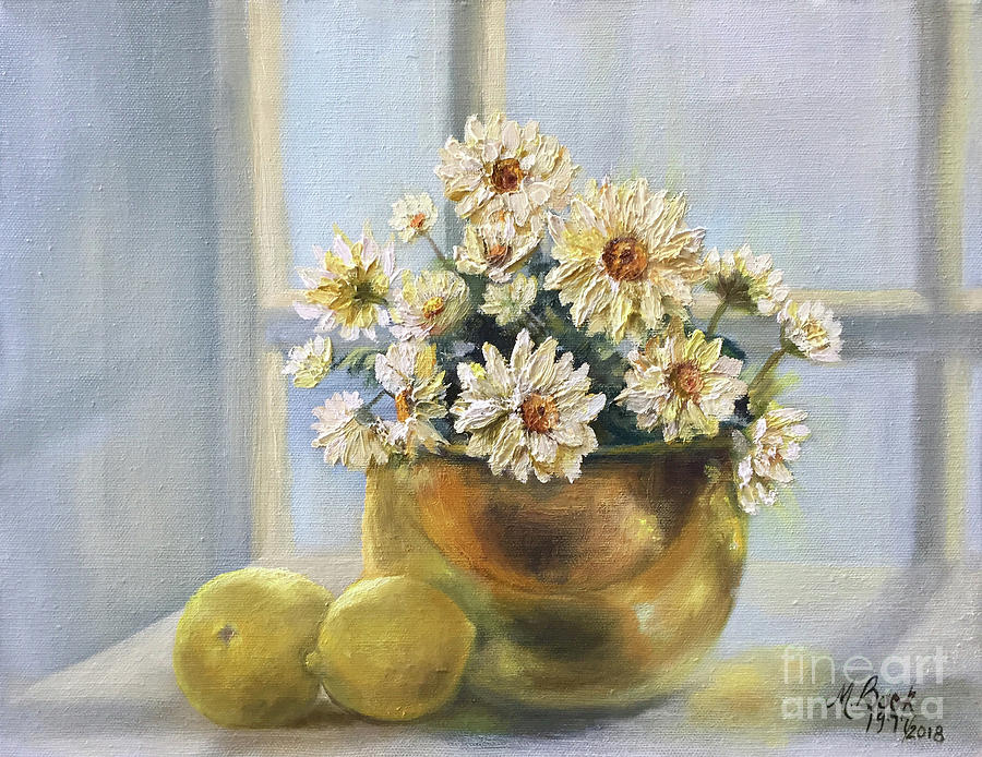 Simply Daisies by Marlene Book