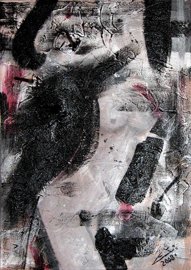 Sinfonia Do Corpo Feminino 1 Painting by Ernesto Coelho Silva