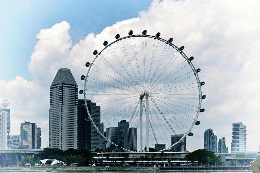 Singapore Flyer No. 6-1 by Sandy Taylor