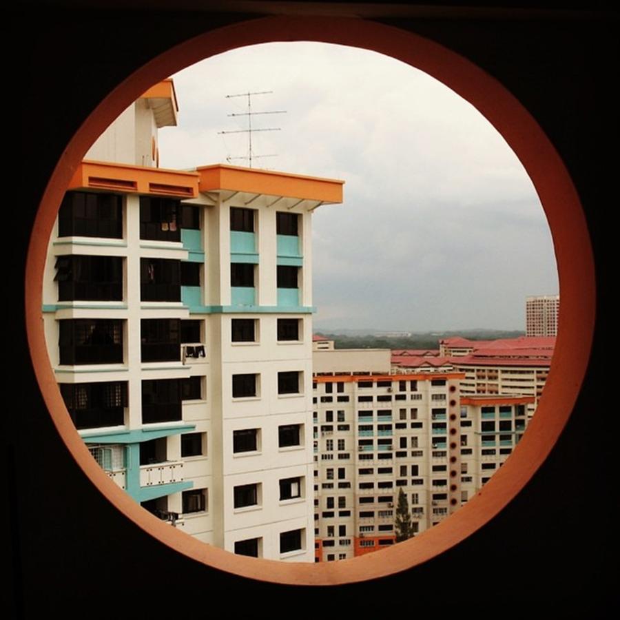 Singapore Photograph - Singapore Apartments Cityscape by Jason Freedman