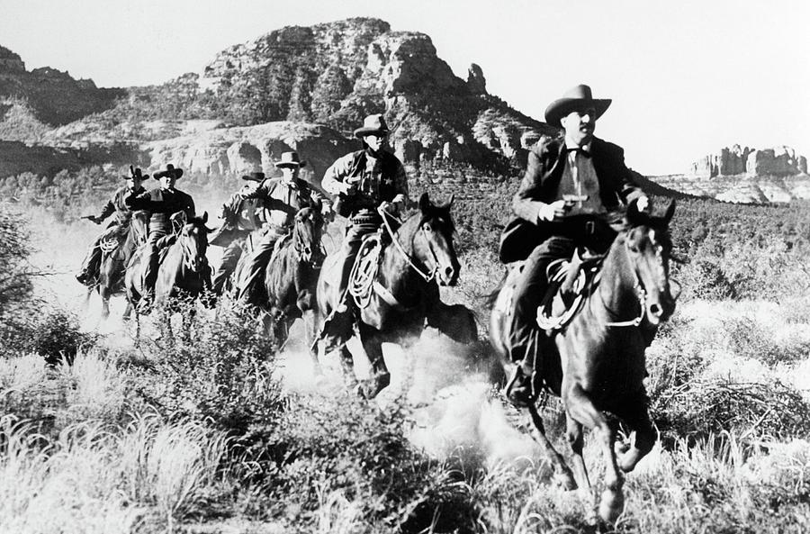 Arizona Photograph - Singing Guns 1 by Bob Bradshaw