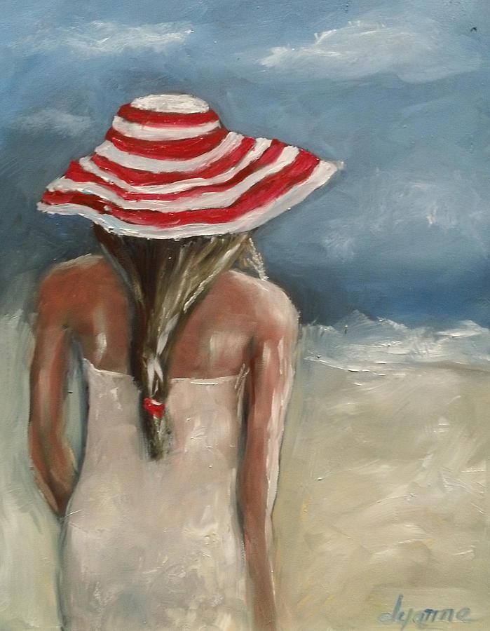Woman Painting - Single by Dyanne Parker