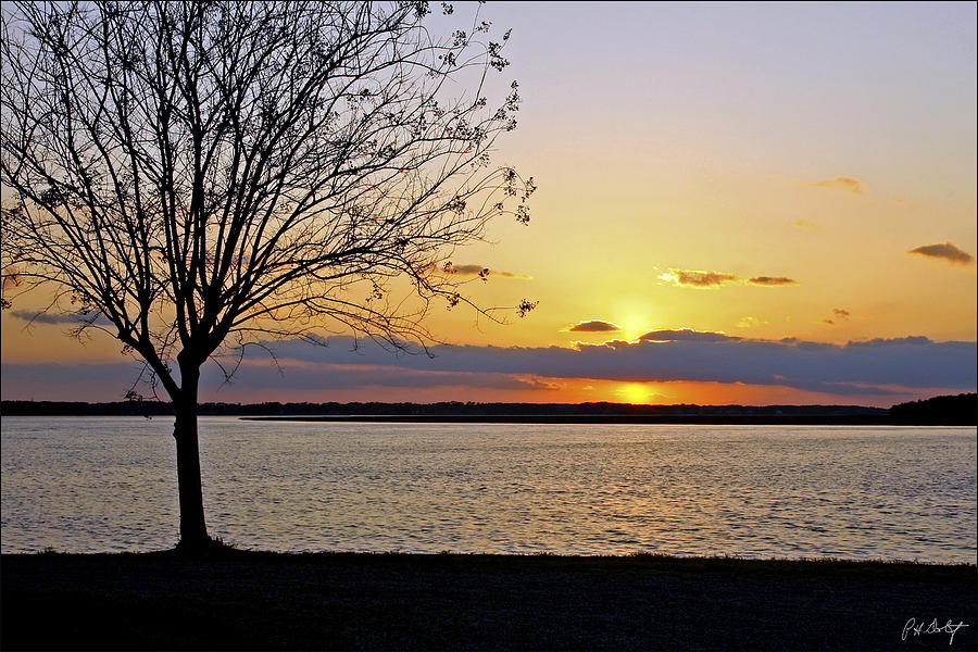 Sunset Photograph - Sinking Sun by Phill Doherty