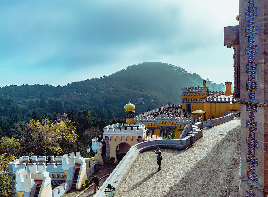 Sintra Views by Nisah Cheatham