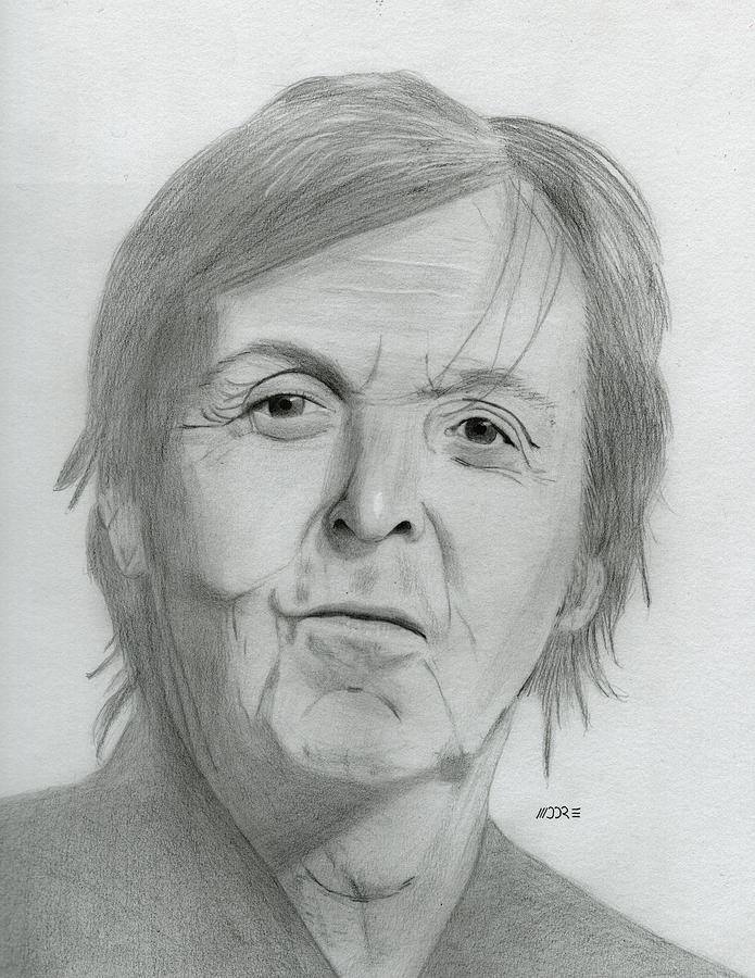Sir Paul McCartney by Pat Moore