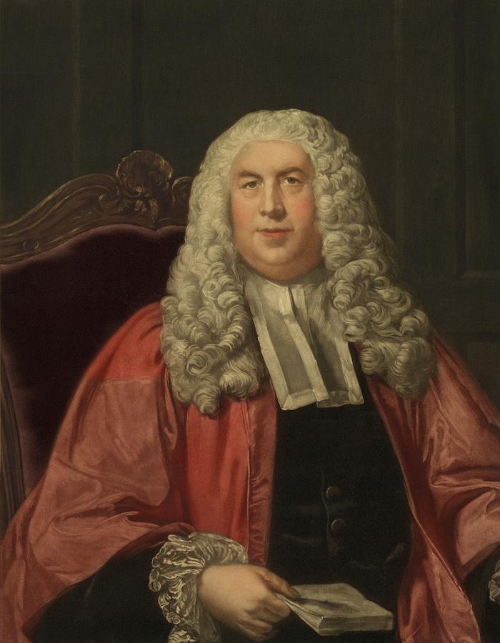 History Photograph - Sir William Blackstone 1723-1780 by Everett