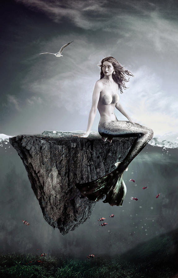 Siren Fantasy Art