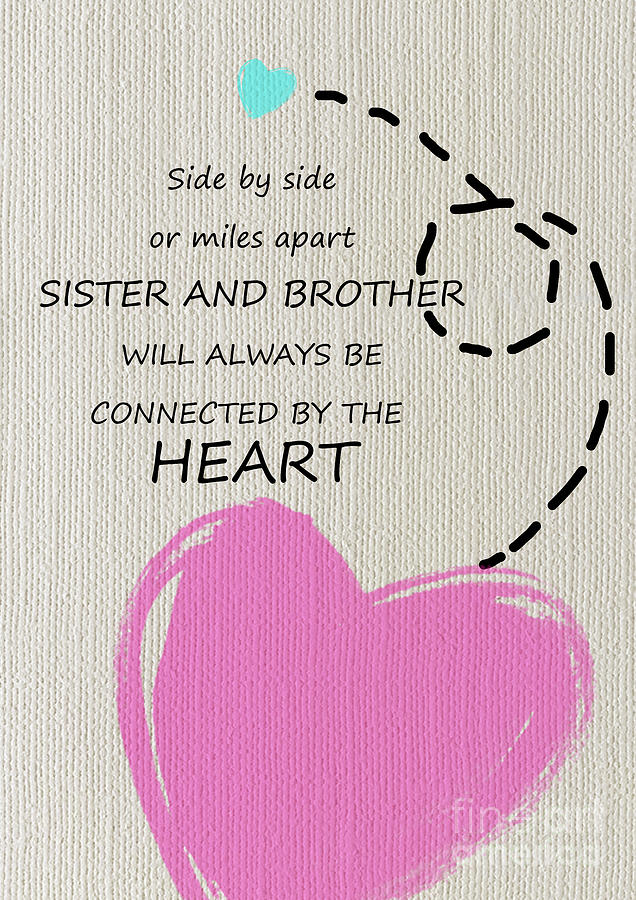 Sister And Brother Quotes 6