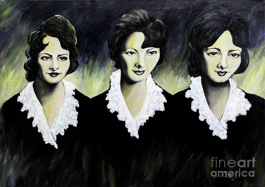 Sisters   by Elwira Bernaciak