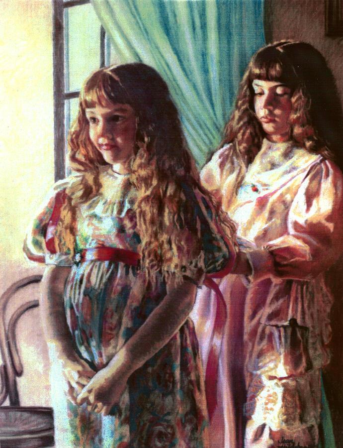 Sisters by Jean Hildebrant