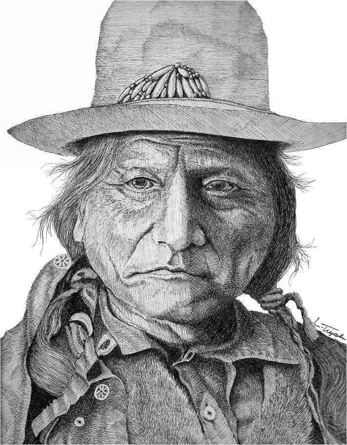 Sitting Bull by Lawrence Tripoli