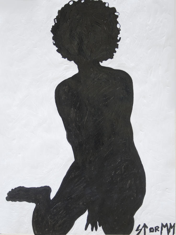 Black julie anderson nude