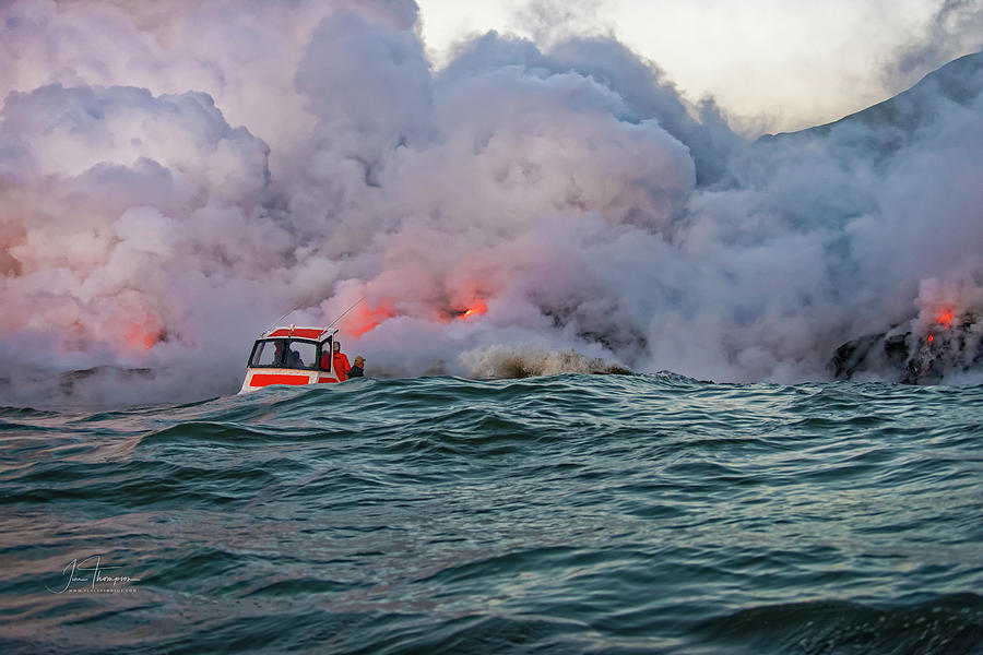 Hawaii Photograph - Six Pac by Jim Thompson