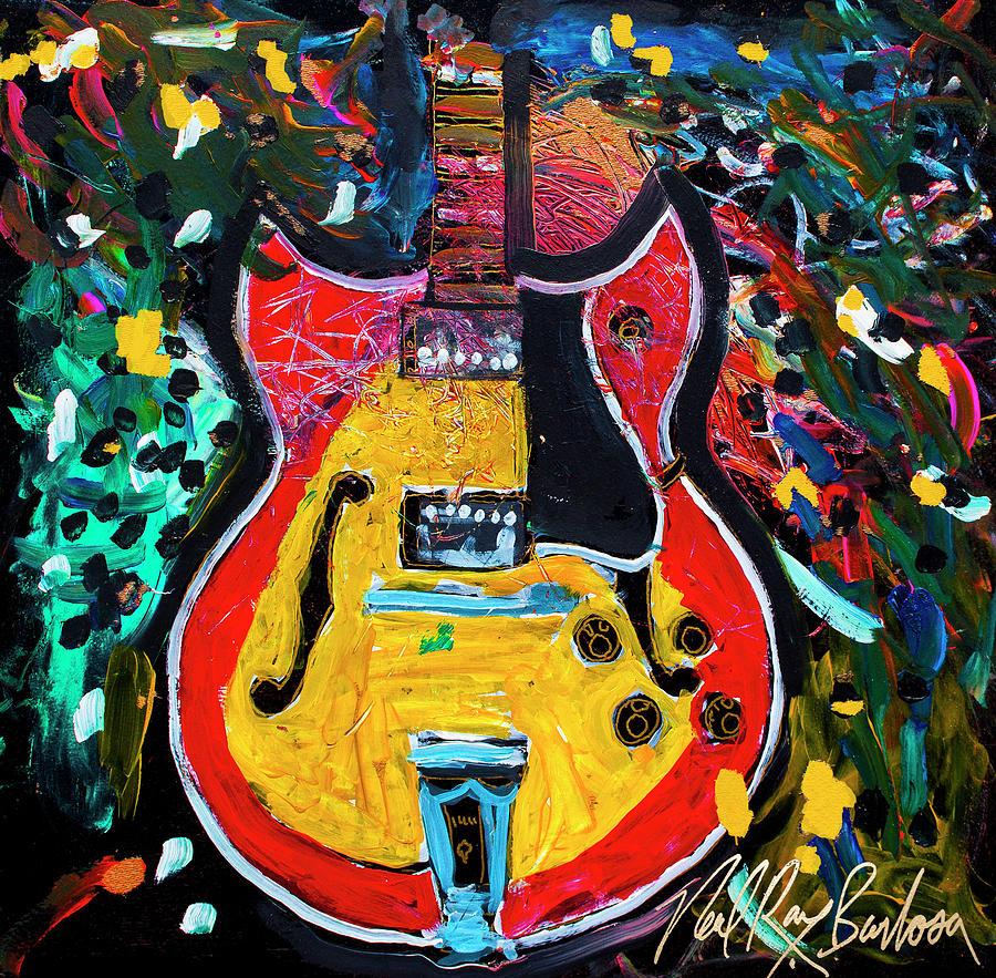 sixty six Barney kessel by Neal Barbosa