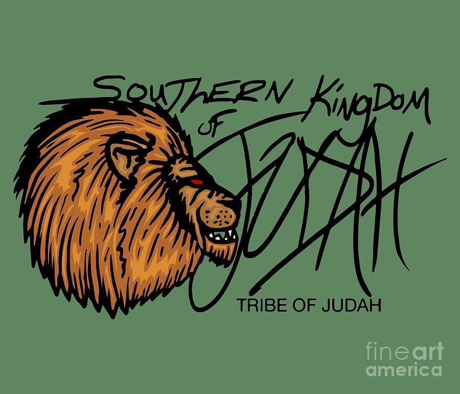 Southern Digital Art - Sk Of Judah by Robert Watson