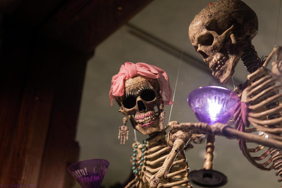 Skeletons of Carmel by Lora Lee Chapman