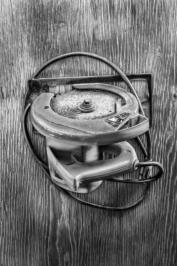 Antique Photograph - Skilsaw Side by YoPedro