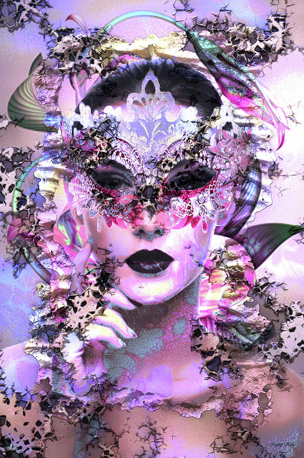 Surrealism Digital Art - Skin Deep by Kathy Kelly