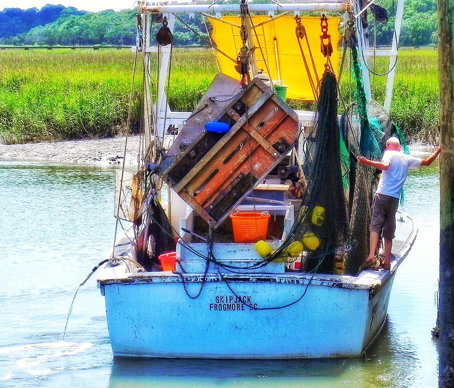 Skipjack by Patricia Greer