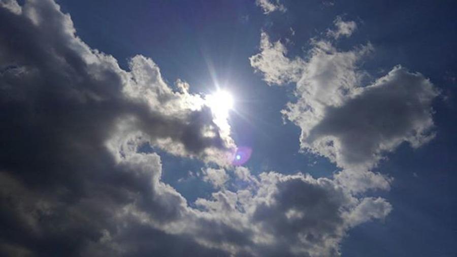 Clouds Photograph - Sky by Kumiko Izumi