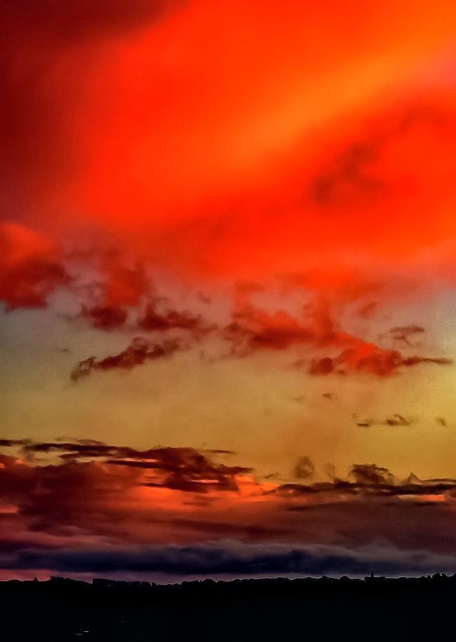 Sky drama  by Cliff Norton