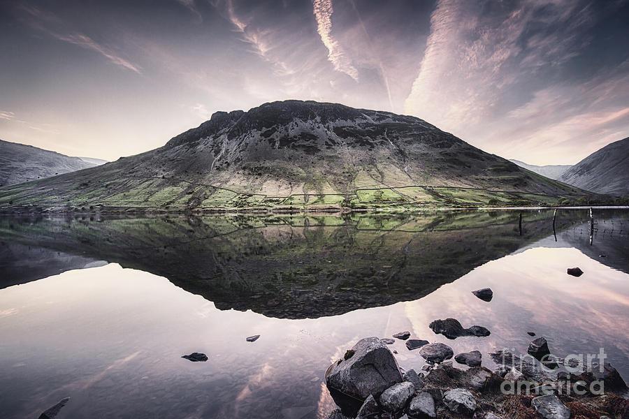 Sky Lake Photograph