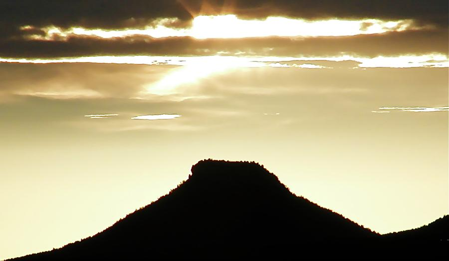 New Mexico Landscape Photograph - Sky Light by Look Visions