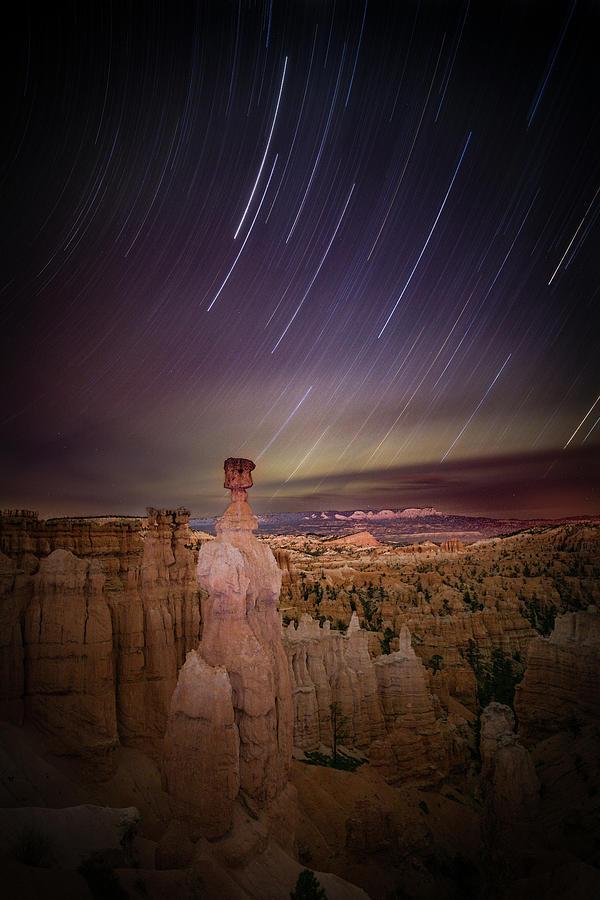 Arches Photograph - Sky Scraper by Edgars Erglis
