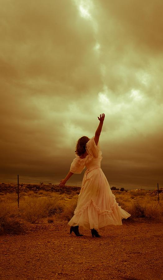 Storm Photograph - Sky Splitter by Scott Sawyer