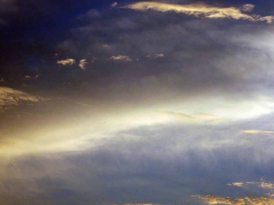Cloud Photograph - Sky27 by Mikael Gambitt