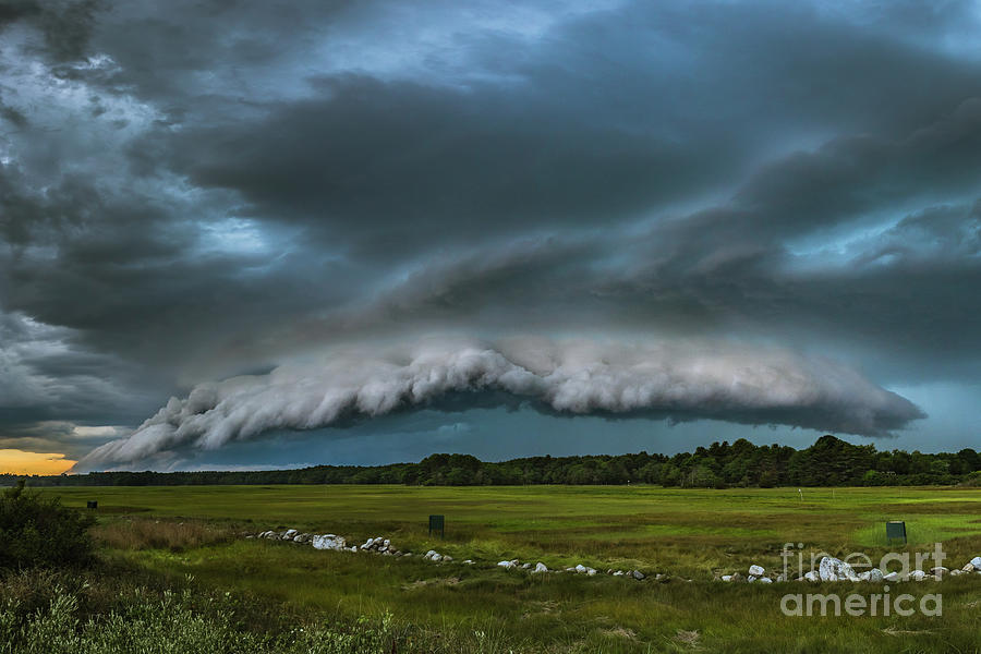 Clouds Photograph - Skyfall by Joshua Blash