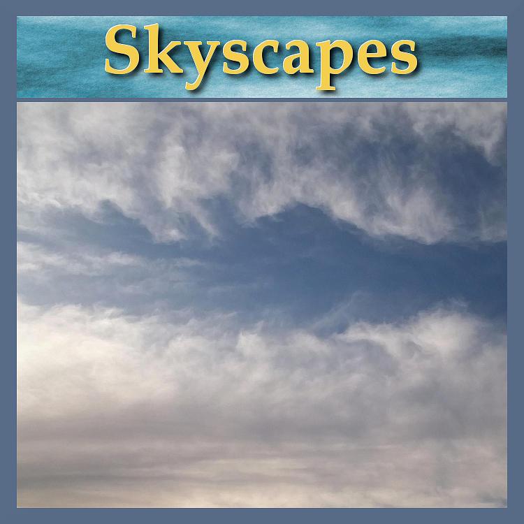Glenn Mccarthy Digital Art - Skyscapes Gallery Icon by Glenn McCarthy Art and Photography