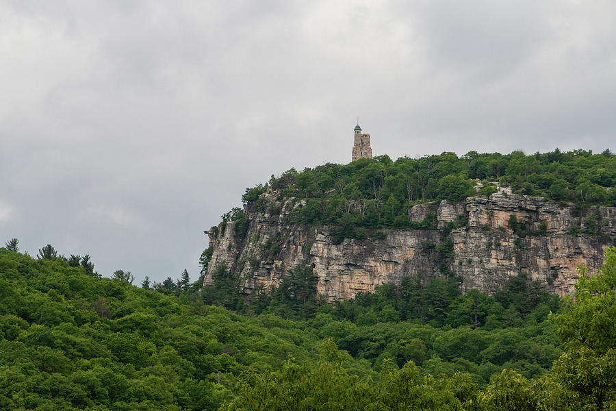 Mohonk Preserve Photograph - Skytop Tower In June 2018 by Jeff Severson
