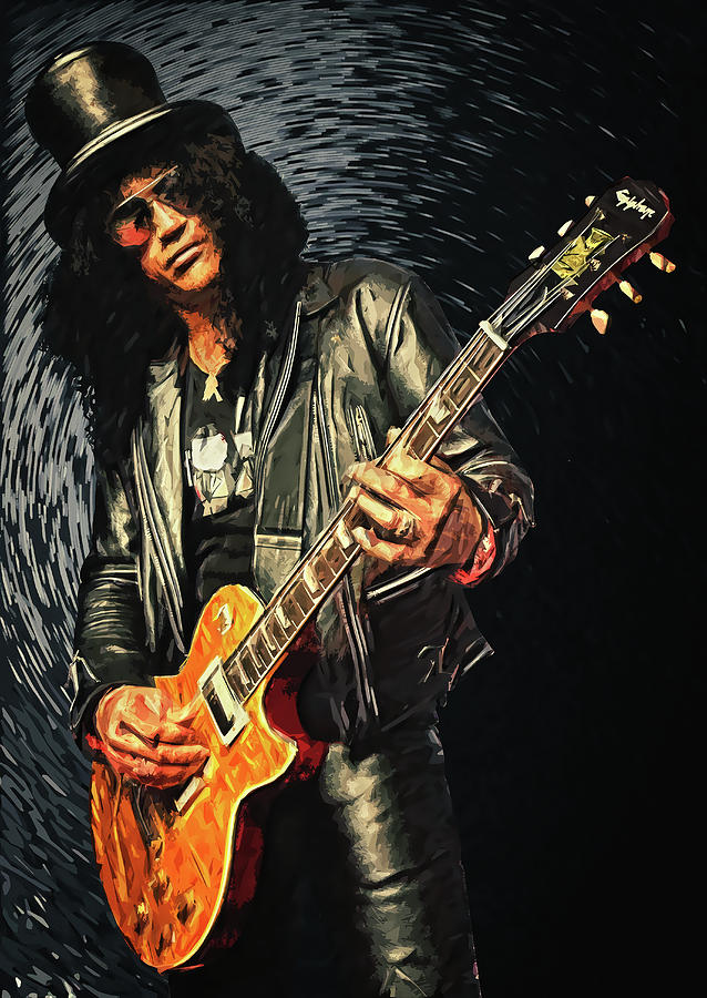 Slash Digital Art