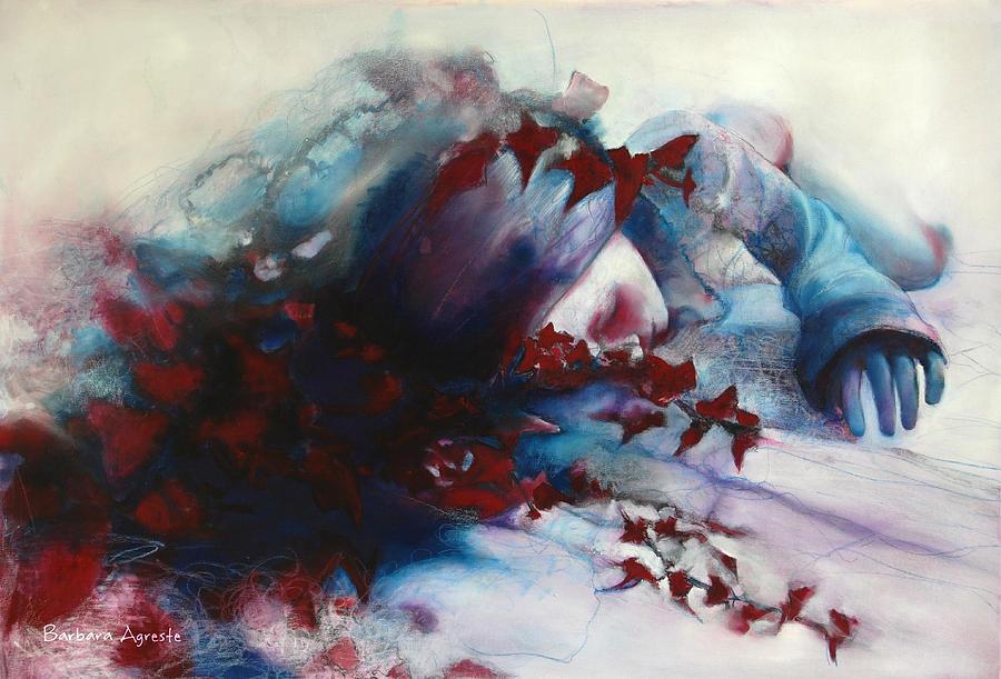 Agreste Painting - Sleep by Barbara Agreste