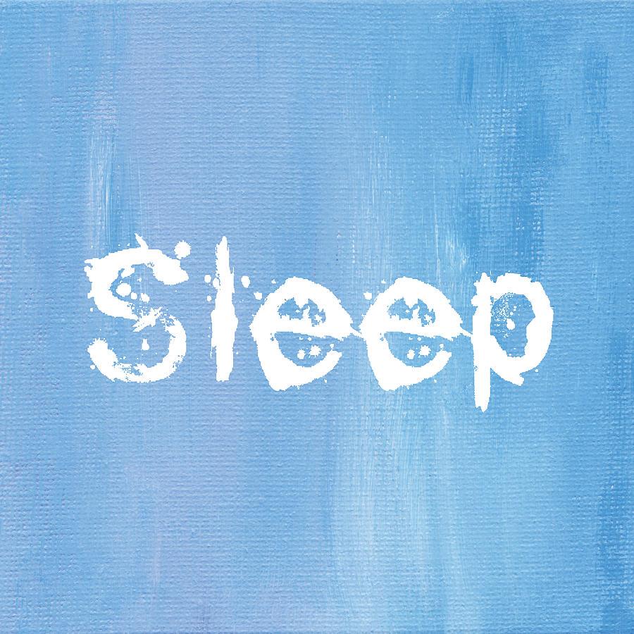 Love Mixed Media - Sleep by Kathleen Wong