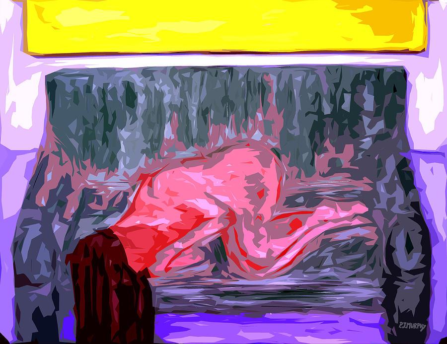Sleeper Painting - Sleeper 4 by Patrick J Murphy