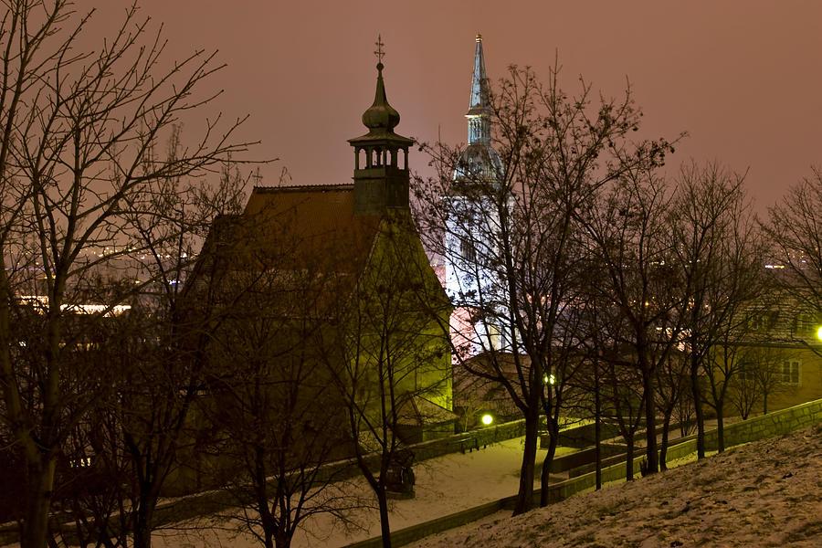 City Photograph - Sleeping Towers by Jakub Buza
