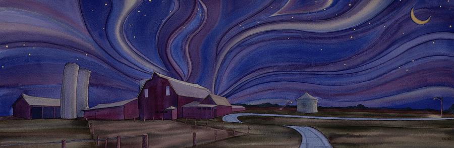 Sleepy Barns by Scott Kirby