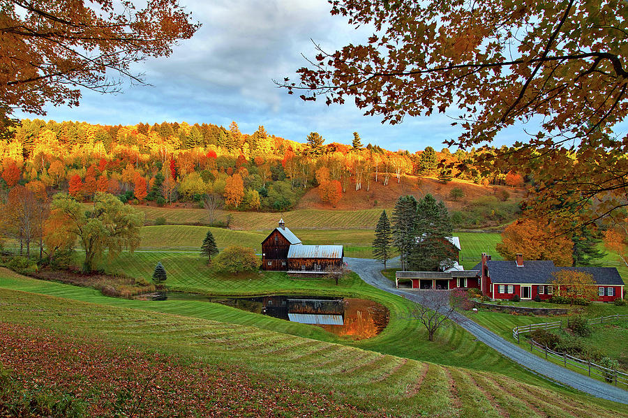 Sleepy Hollow Farm by John Vose