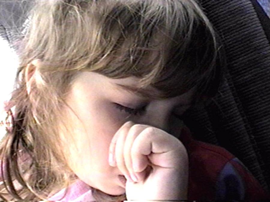 Child Photograph - Sleepytime Gal by Tom Zukauskas