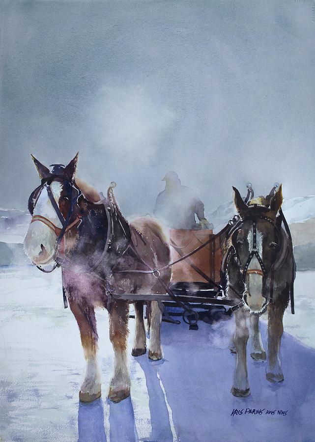 Sleigh Ride by Kris Parins