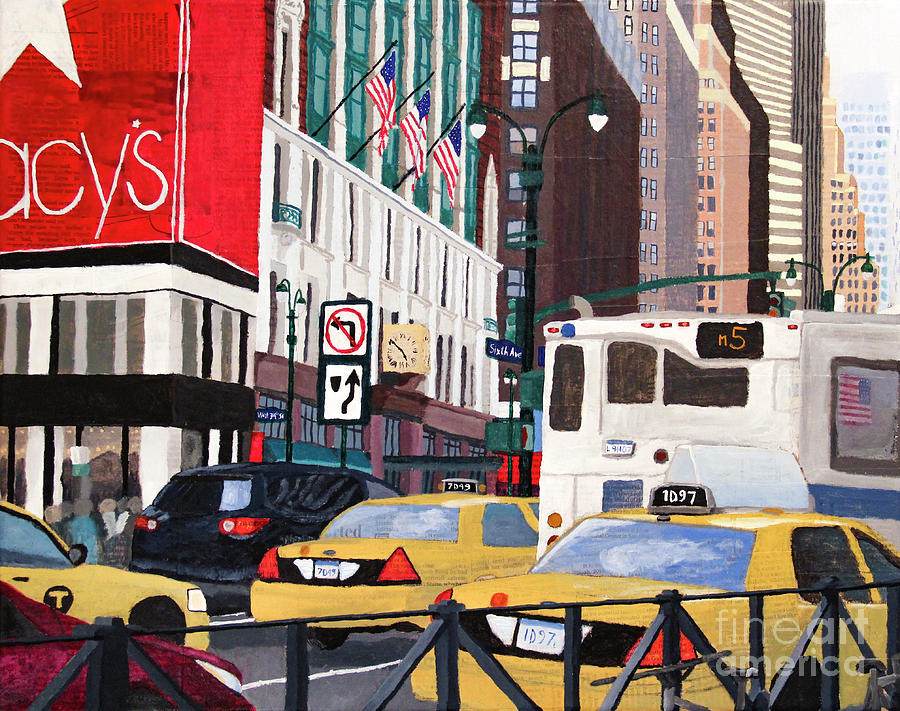 Slice of New York by Marina McLain