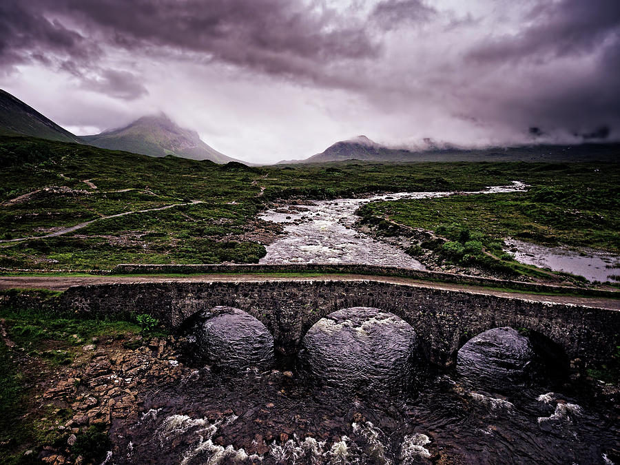 Sligachan by Ian Good