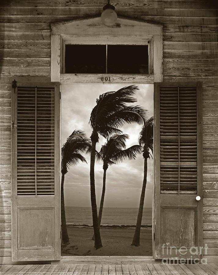 Slip Away To Paradise Photograph